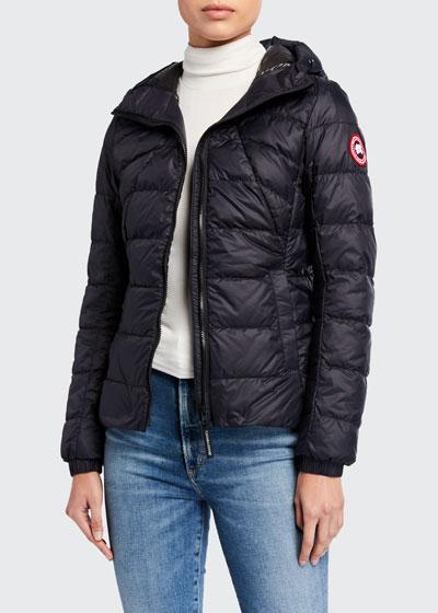 PBI Abbott Zip-Up Puffer Hoodie Jacket