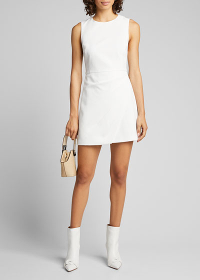 Kelsey Asymmetrical Draped Dress