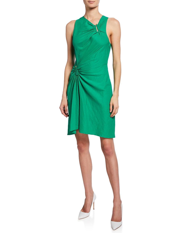 A.l.c Dresses JINA RUCHED SHEATH DRESS