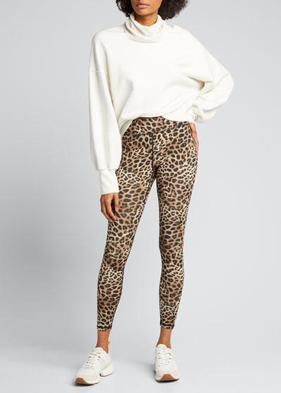 Cheetah Perfect High-Waist Leggings