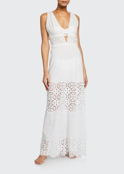 Waverly Floral Smocked Dress