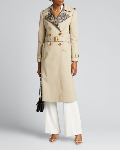 Watson Belted Trench Coat