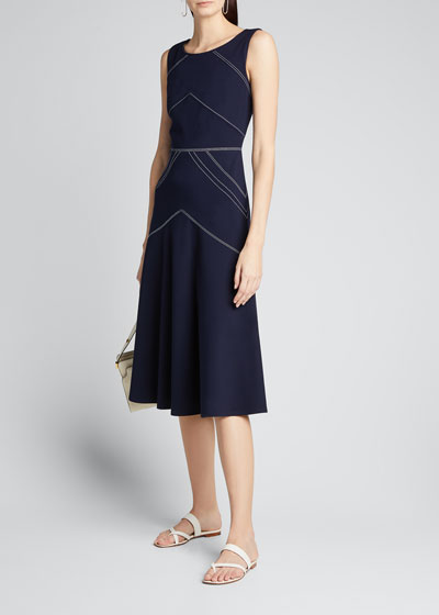 Natasha Punto Milano Sleeveless Dress
