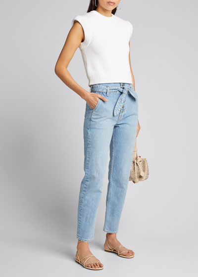 Emery Skinny Ankle Jeans