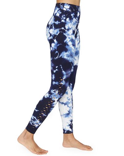 Self Love Tie-Dyed Active Leggings