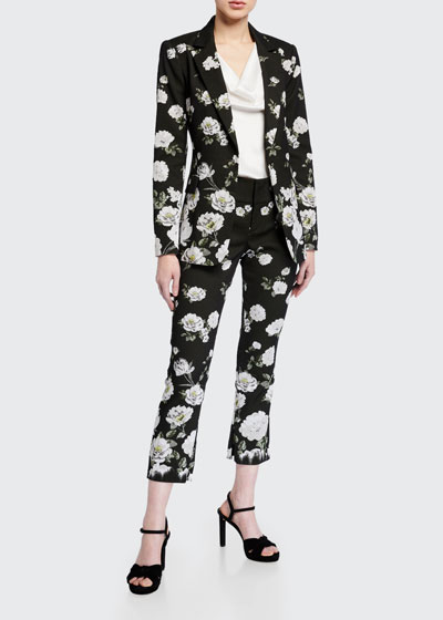 Stacey Slim Ankle Pants