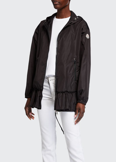 Sarcelle Semi-Fit Raincoat