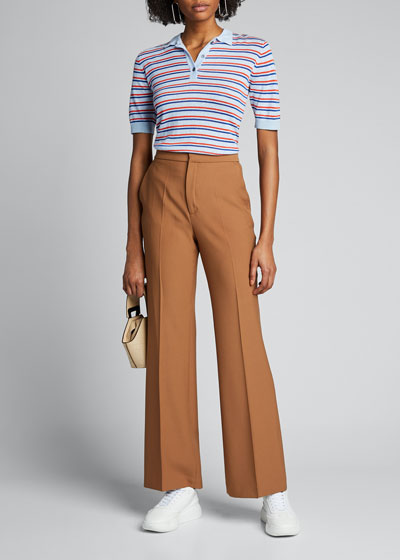 The Vivienne Striped Top