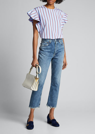 The Alix Striped Top