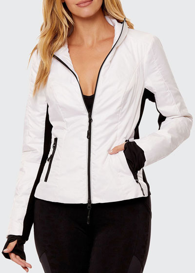 Interface Packable Active Jacket