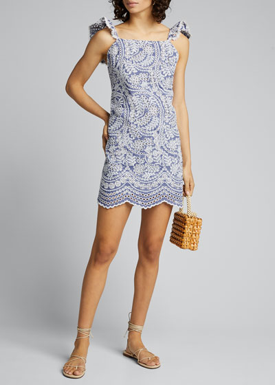 Honor Flutter Tunic Dress