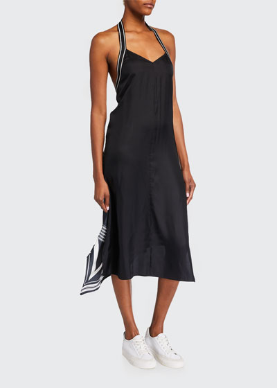 Isadora Halter Dress