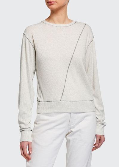 The Knit Rib Pullover