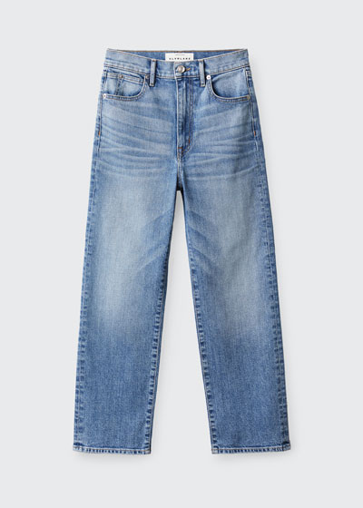 London Cropped Jeans