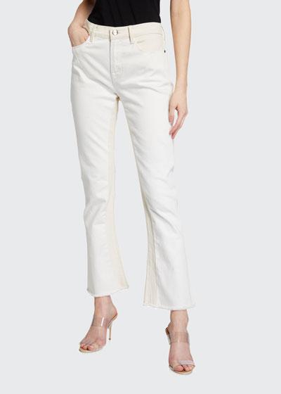 Le Crop Mini Boot Spring Mix Jeans