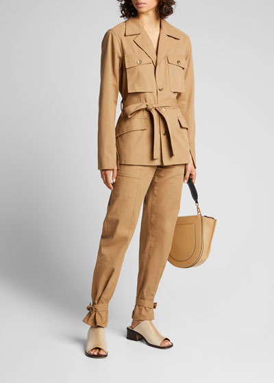 Charlotte Military Jacket
