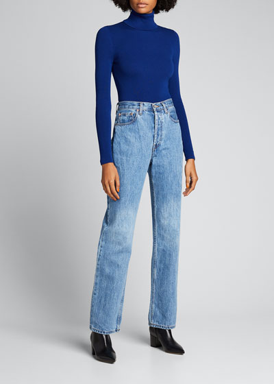 Childhood Original High-Rise Ankle Jeans