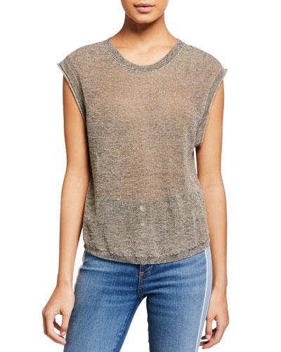 Farah Sleeveless Pullover Sweater
