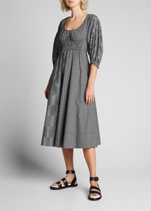 Alice + Olivia Fitted Dress -  Dresses -  Bergdorf Goodman