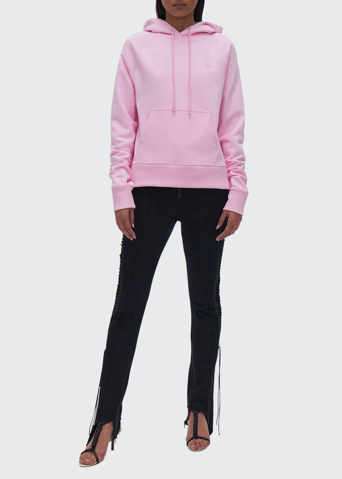 Helmut Lang CLASSIC COTTON PULLOVER HOODIE
