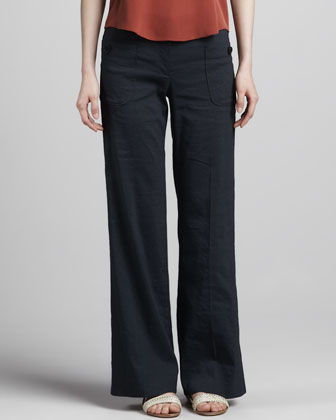 DP Wide-Leg Pants