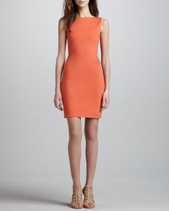 Tali Open-Back Dress