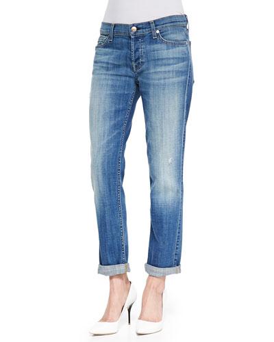 Josefina Slim Boyfriend Jeans