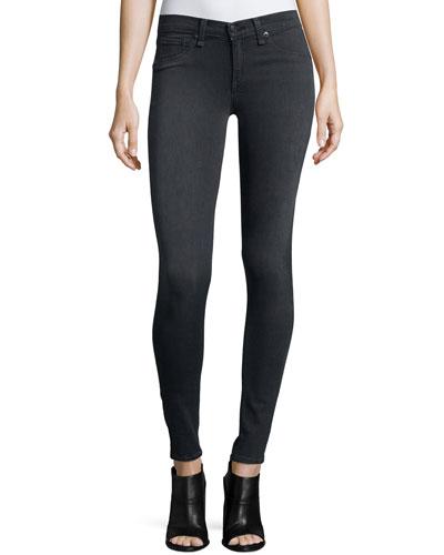 Premiere Legging Jeans, Gray