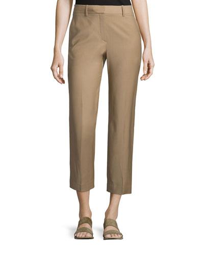 Lavzin Continuous Wool-Blend Pants