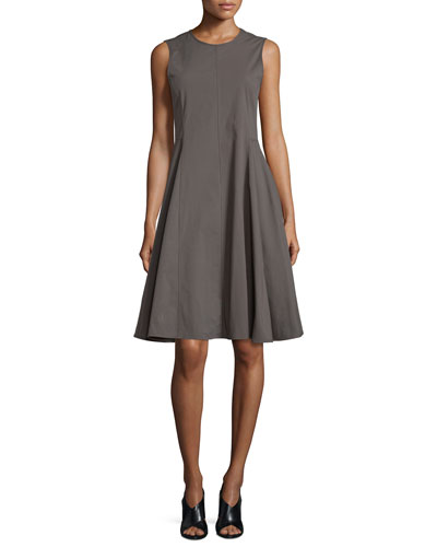 Kalsington Cn. Light Poplin Dress