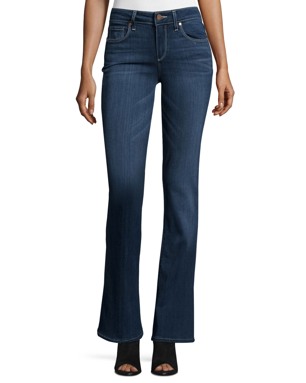 Lou Lou Flare-Leg Jeans, Dalia