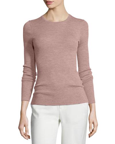 Mirzi Refine Ribbed-Knit Sweater