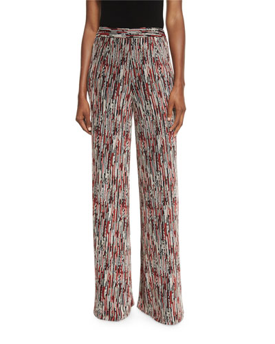 Athena Super-Flare Wide Leg Pants
