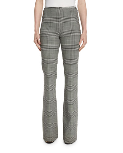Demitria DF Portland Plaid Pants