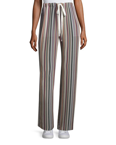 Winszlee P Resort Stripe Pants