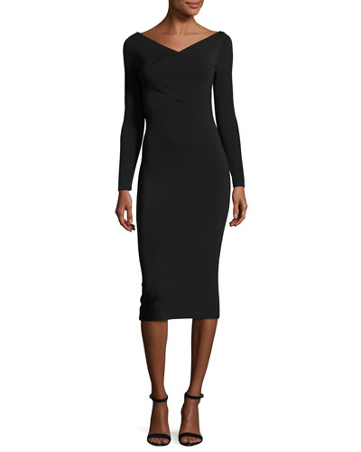 Daverin Lustrate Sheath Dress