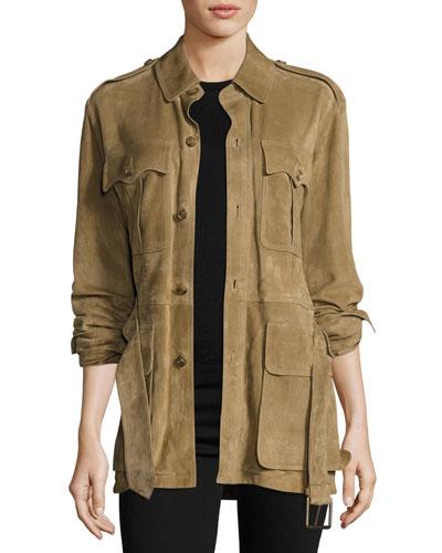 The RL Safari Jacket, Green