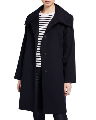 The Jane Cashmere Coat