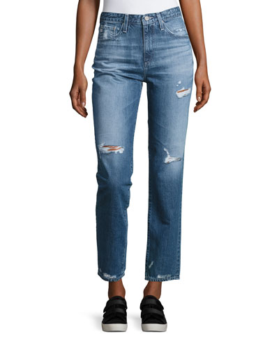 The Phoebe Vintage High-Waist Jeans, 17 Years Oasis