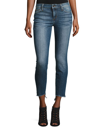 The Blondie Mid-Rise Skinny Ankle Jeans, Corynna