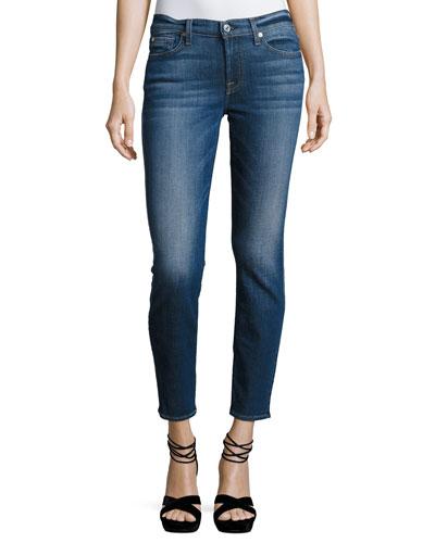 Roxanne Ankle Skinny Jeans, Bondi Beach