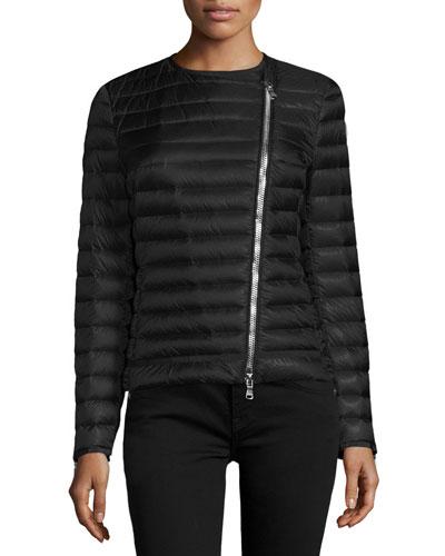 Amey Biker Puffer Jacket