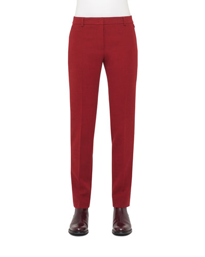 Melvin Straight-Leg Pants, Miracle Berry