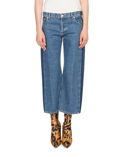 Denim Rockabilly Jeans