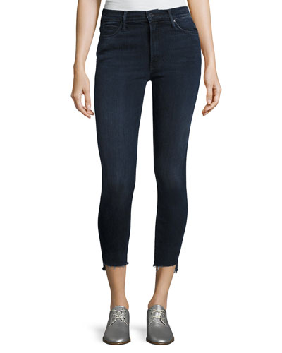 Stunner Zip Ankle Step Fray Jeans, A Trip Down Memory Lane
