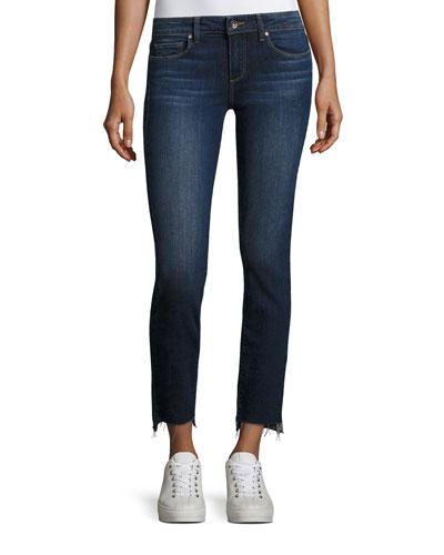 Skyline Ankle Peg Skinny Leg Jeans, Indigo