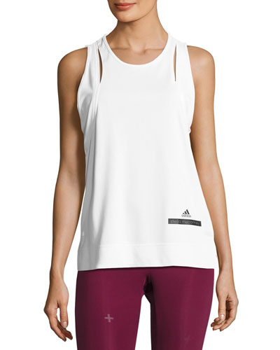 Training climachill™ Tank, White