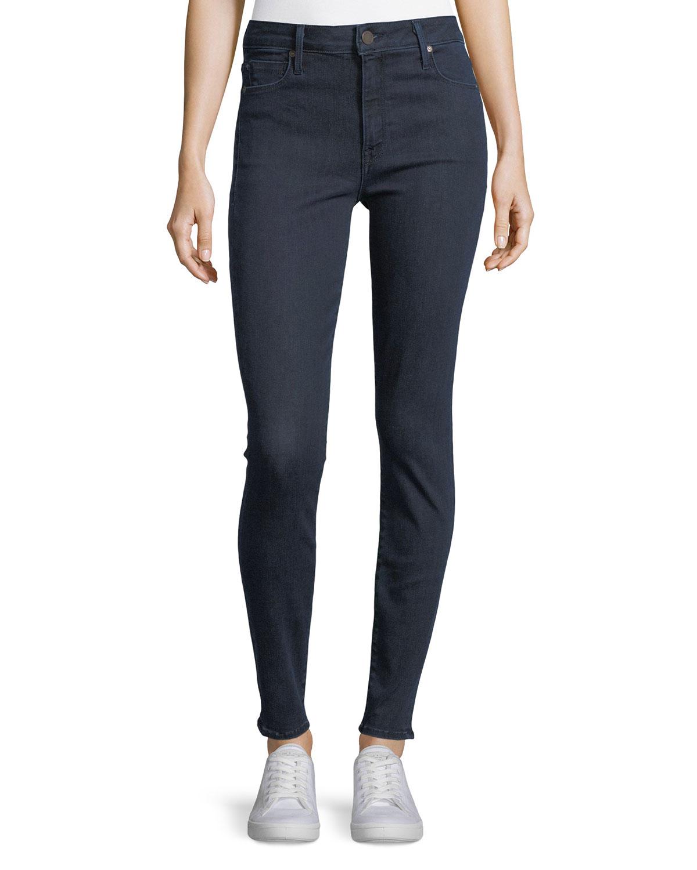 PARKER SMITH Bombshell Skinny Jeans in Noir