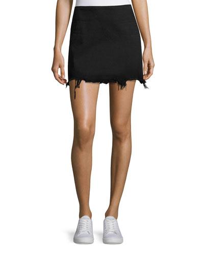 Back Zip Low Rise Skirt Bergdorfgoodmancom