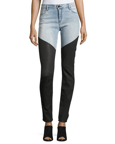 Artemis Cavalier Skinny Emma Jeans, Indigo